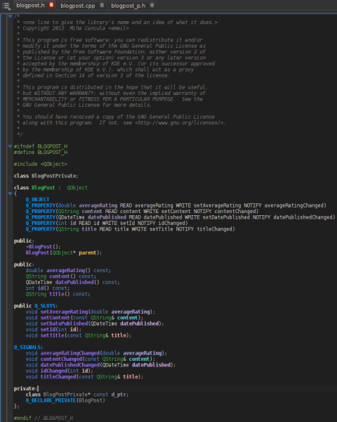 template-complex-qt